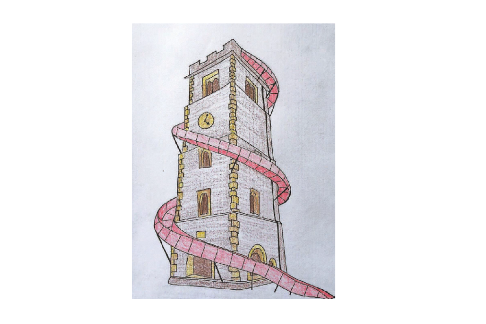 St Albans Clock Tower Drawing Competition
